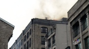 CTV Montreal: Fire in Old Montreal