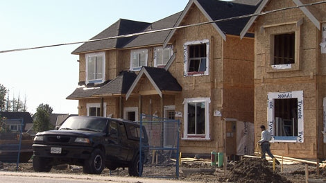 Home builders say the long transition away from the harmonized sales tax has caused their business to suffer. (CTV)