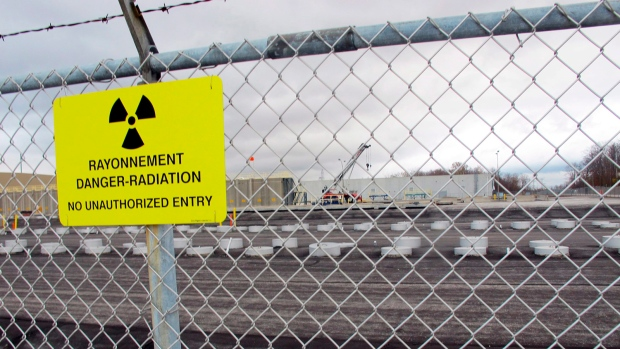 Obama urged to reject Ontario nuclear waste