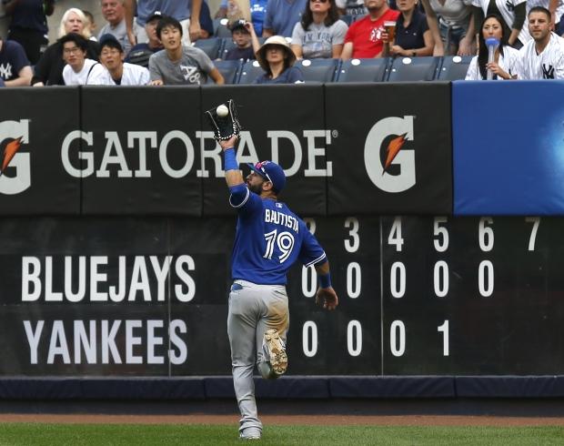 2c4aeaed5 Toronto Blue Jays right fielder Jose Bautista
