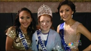 CTV Vancouver: Bullied teen gets the crown
