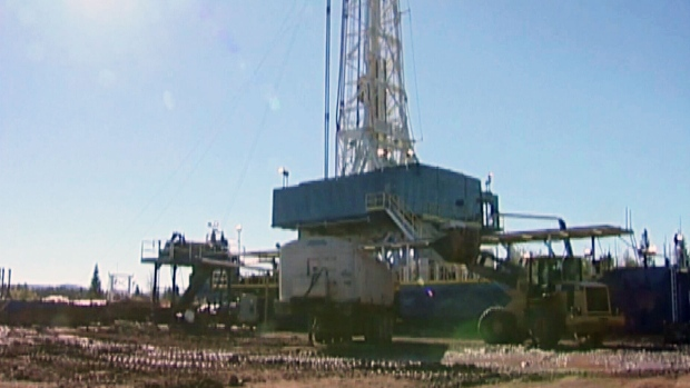 New Brunswick fracking