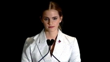 Emma Watson delivers powerful speech at UN