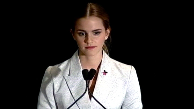 Emma Watson delivers game-changing speech on feminism at UN