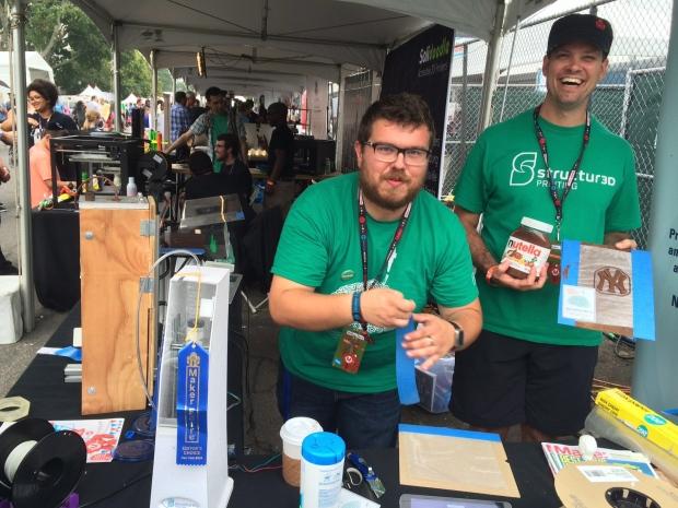 Canadian startup Structur3D