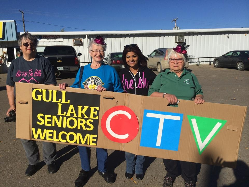 CTV Hometown Tour in Gull Lake