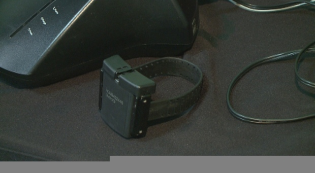 Ankle Bracelet 1