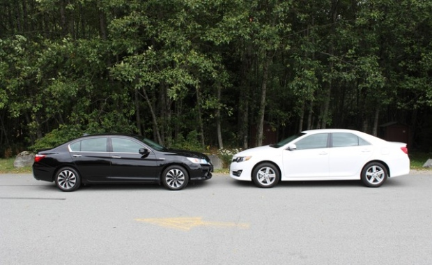 Hybrid Cars: Accord Vs Camry