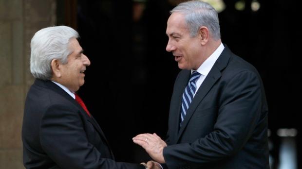 benjamin netanyahu, netanyahu cyprus, Dimitris Christofias, israel