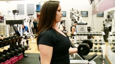 Teen weight loss study on exercise