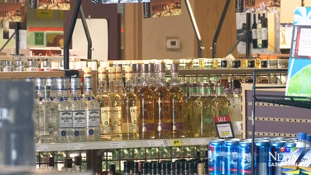 CTV Saskatoon: Revisiting liquor laws for off–sale