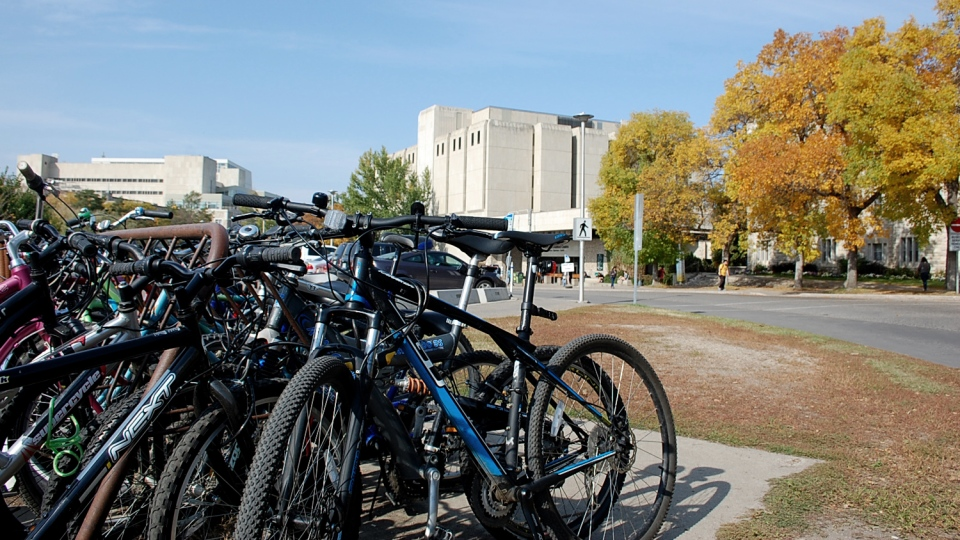 Bikes U of S