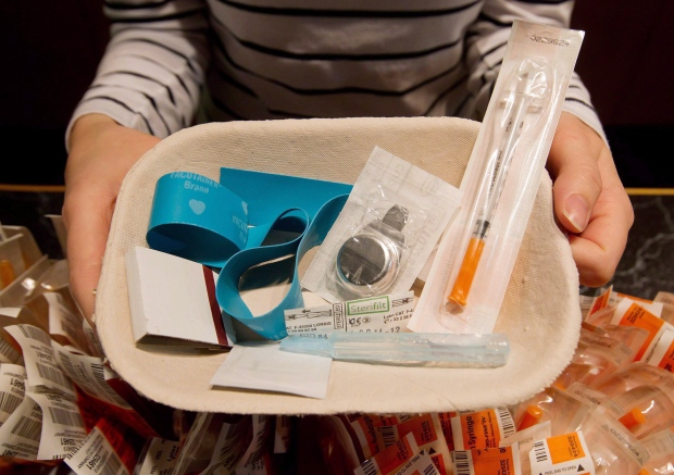 Insite safe injection clinic