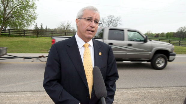 Vic Fedeli joins race for Ont. PC leader