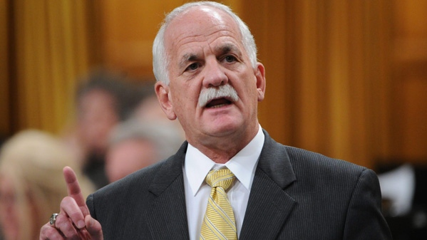 Public Safety Minister Vic Toews.