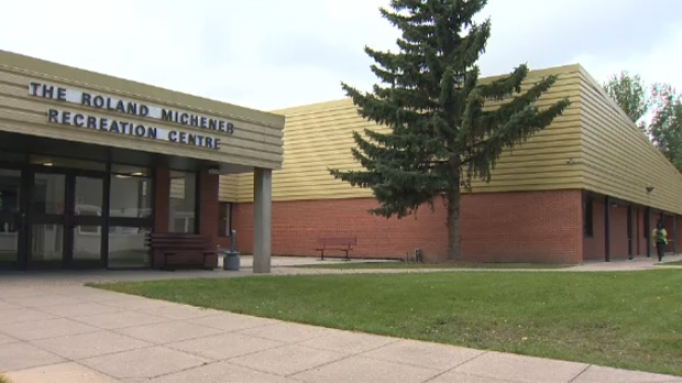 Michener Centre in Red Deer
