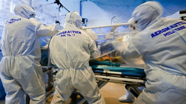 Italien Ebola