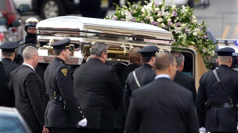 whitney houston, whitney houston funeral, newark