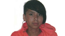 Undated photo of Tina Fontaine