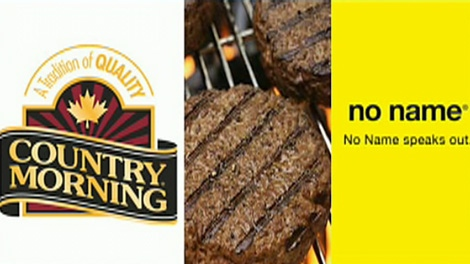 No Name Club Pack Beef Steakettes in 2.27-kilogram packs are sen in this image.