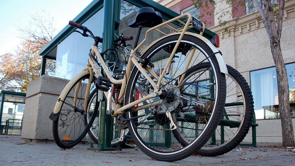 Saskatoon bike