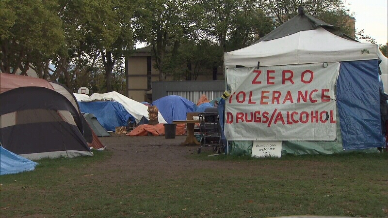 Oppenheimer Park & Vancouver applies for injunction to dismantle tent city | CTV ...