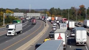 401 truck traffic