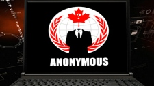 Anonymous is demanding Public Safety Minister Vic Toews kill the Internet surveillance bill and resign or it will release 'information' during what it calls 'Operation White North.'