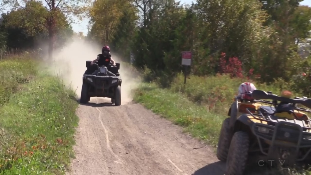 Increasing On Road Access For Off Road Vehicles In Ontario