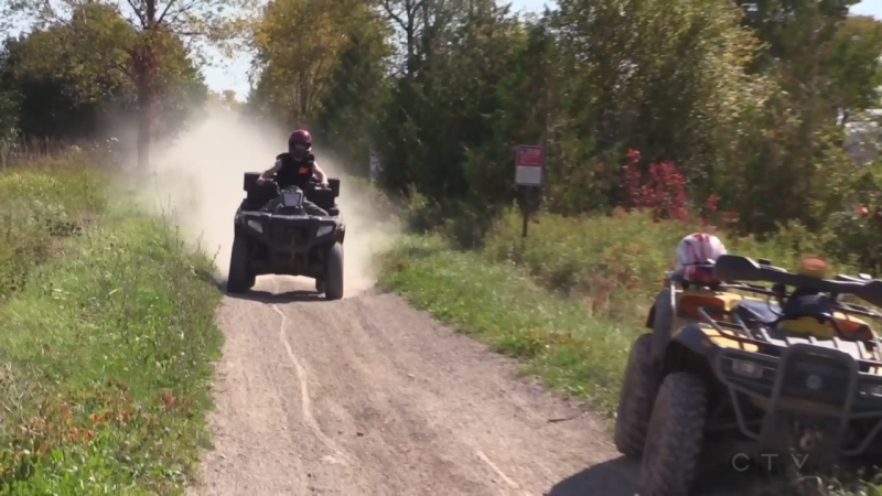After receiving multiple complaints, police in Timmins are warning ATV drivers to stay off city streets. (File)