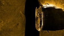 Found: One lost ship from the Franklin expedition