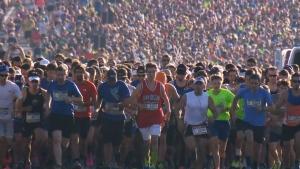 CTV Montreal: Marathon rocks