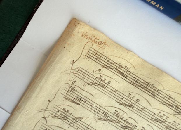 Mozart sonata