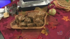 CTV Ottawa: Make ahead desserts Pt 1