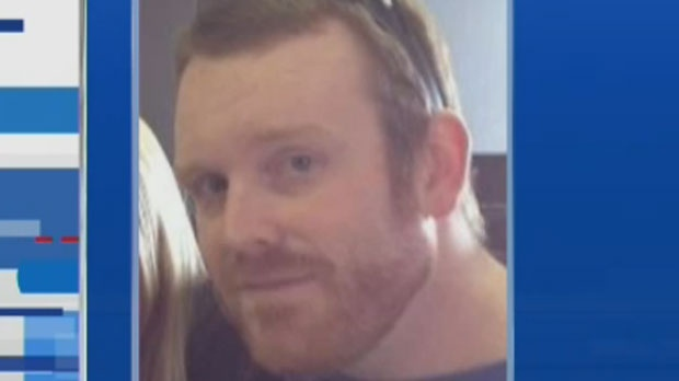 Chris Elwick, 32, is shown in an image from Winnipeg police.