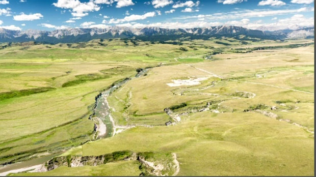 Waldron Ranch, Alberta