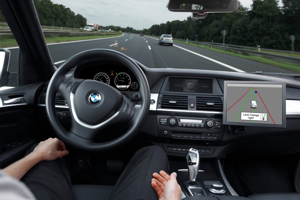 After clocking up thousands of miles in Europe, BMW's self-driving cars are coming to China's roads. (Photo courtesy BMW)