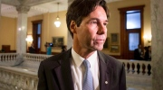 Ontario Health Minister Dr. Eric Hoskins at Queens Park in Toronto on Tuesday, June 24, 2014. (The Canadian Press/Chris Young)