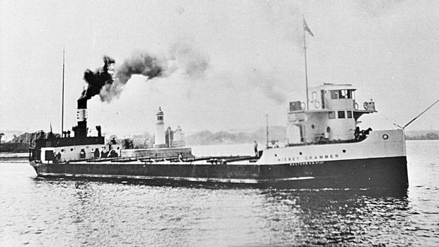 Nesbit Grammer steamship found in Lake Ontario
