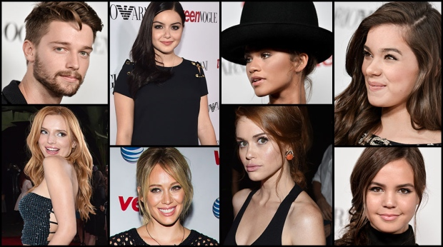 Young Hollywood stars took over the red carpet, donning sleek black outfits, including Zendaya and Ariel Winter. CTVNews.ca checks out some of the hottest looks from red carpet events around the world.