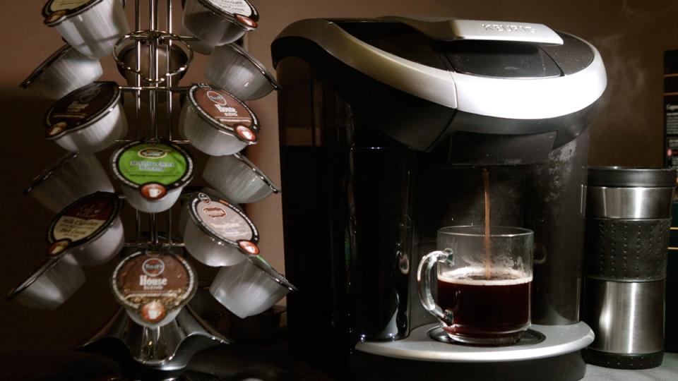 Keurig Coffee Maker Explosion : Canadian roaster suing coffee-pod maker Keurig CTV News