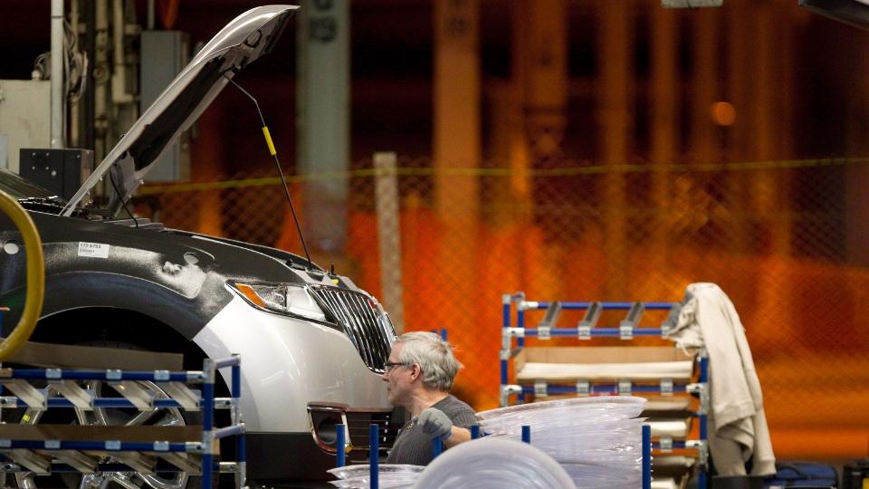 Ford adding 1,000 new jobs at Oakville, Ont. plant | CTV News