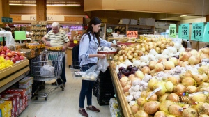 CTV Ottawa:  Cost of healthy food on the rise