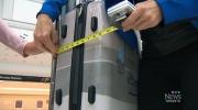 CTV Toronto: Sizing up luggage