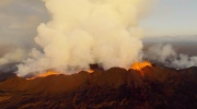 Canada AM: Never-seen before images of volcano