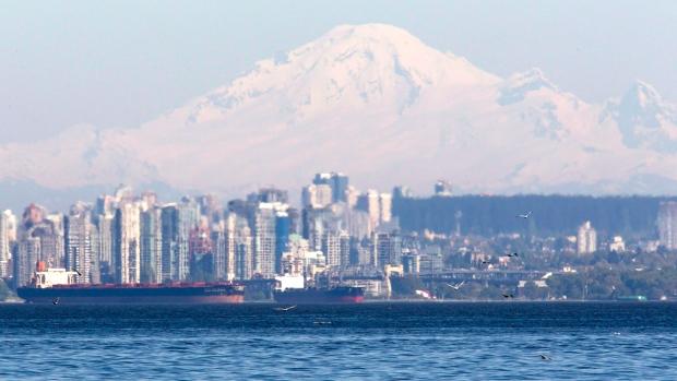 Vancouver, Washington skyline
