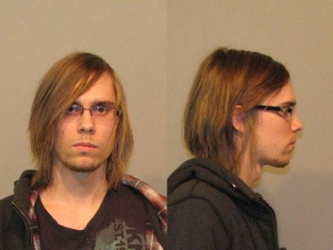 David Pokora of Mississauga is seen in this undated photo provided by the Niagara County Sheriff's Office.
