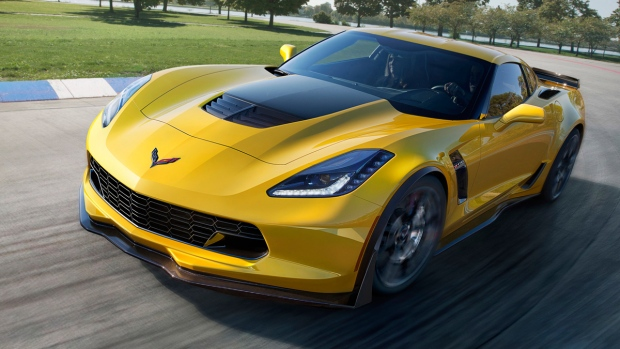 Chevrolet 39 s new 2015 corvette z06 is fastest ever gm car for General motors new cars