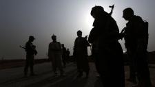 UN report on Islamic State insurgents