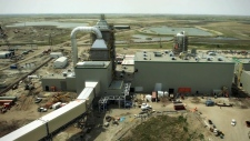 SaskPower CCS project